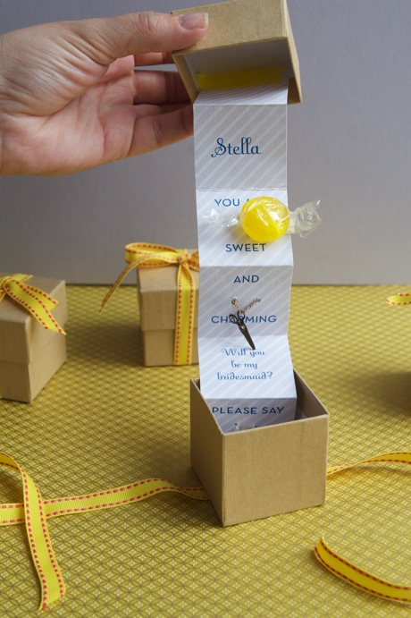 Surpreenda seus convidados com uma embalagem diferente no seu convite!
